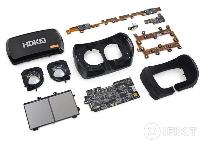 Razer OSVR HDK 2 Teardown By iFixit