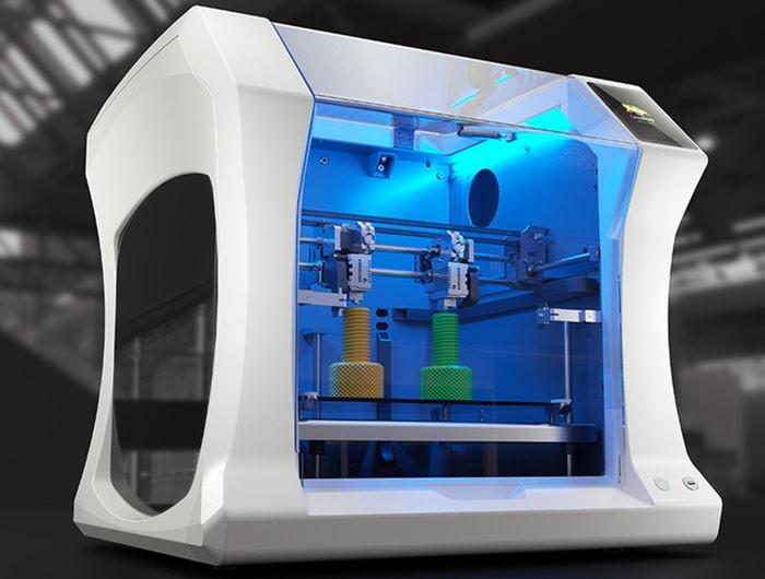 New Leapfrog Bolt 3D Printer Launches For $4,299