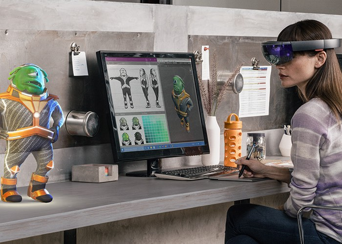 Microsoft Hololens Now Available For $3,000 To Non Developers
