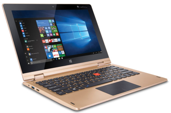 iBall CompBook i360 Is a Rs. 12,999 Laptop With 360-Degree Rotating Display