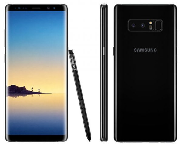Samsung Galaxy Note 8 official with dual 12MP rear cameras, launching at T-Mobile on September 15th
