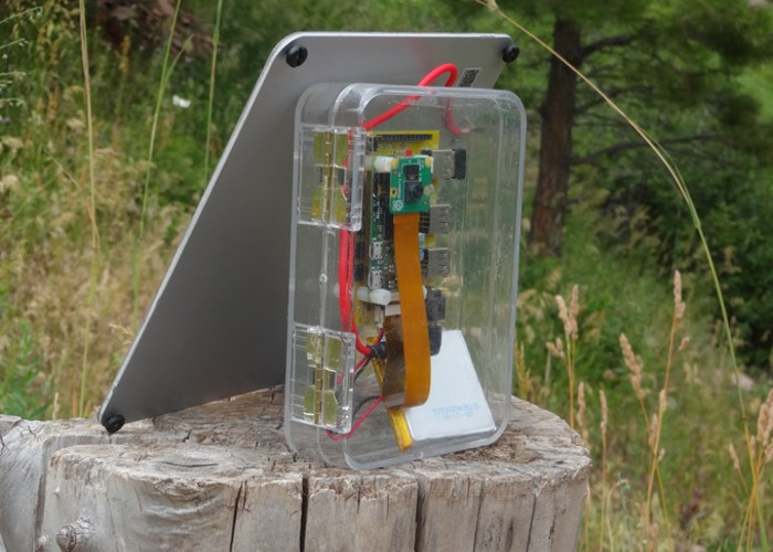 Power Your Raspberry Pi Zero From The Sun Using The Solar Pi Platter (video)