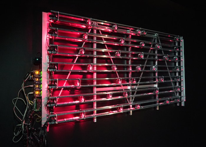Arduino Music Machine Creates Tunes Using Lasers And Fans (video)