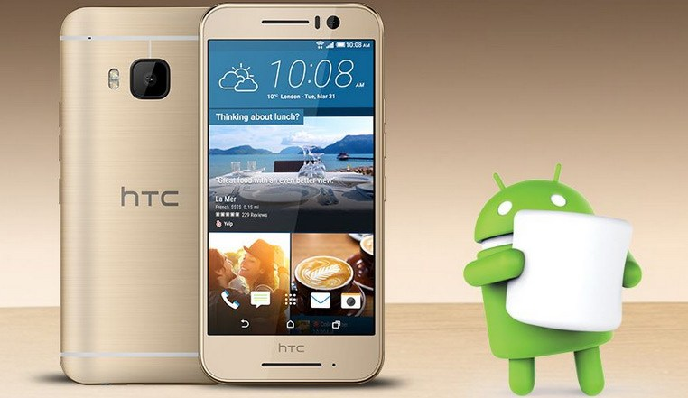 HTC One S9 announced, 5