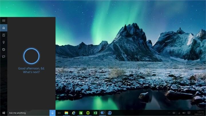 Microsoft Blocks Google Search from Cortana in Windows 10