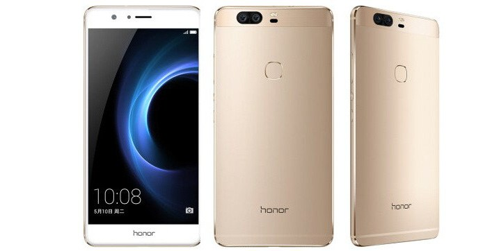 Honor V8 launched with 5.7