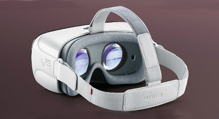 Huawei Unveils its own VR Headset For Flagship P9