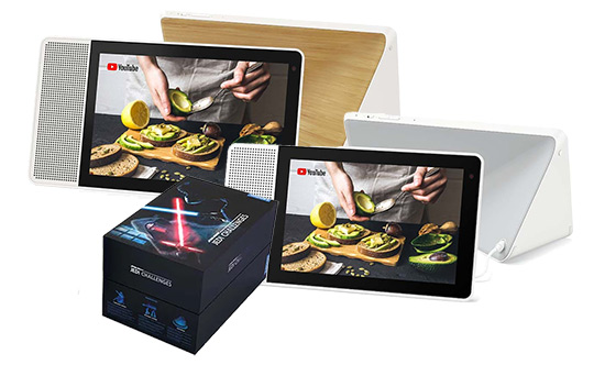 Lenovo Smart Display And Star Wars AR Kit HOT Holiday Giveaway Winners
