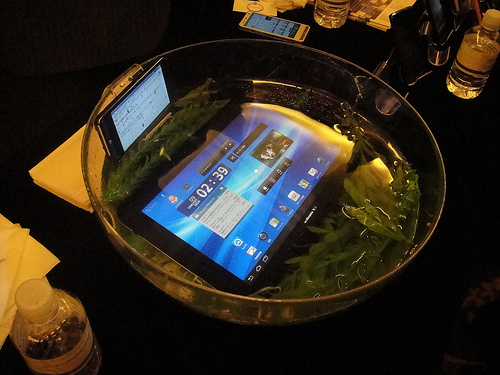 Waterproof Tablet