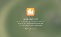 Apple launches Maps Connect to let businesses add details to their Maps listing