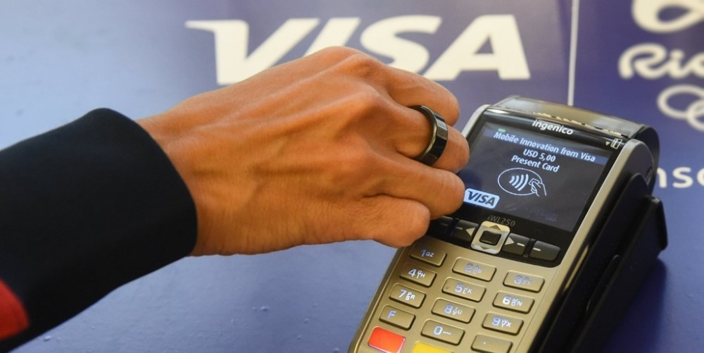 Visa's Olympic NFC Payments Ring Goes on Sale