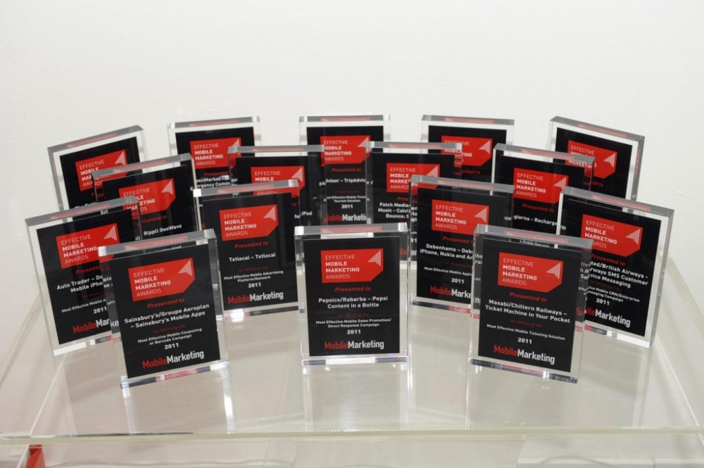 Does Your Work Deserve One of Our Awards?