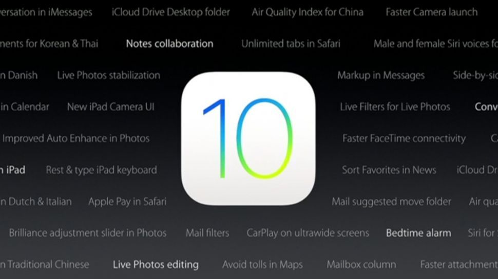 iOS 10 beta 2 New features (video)