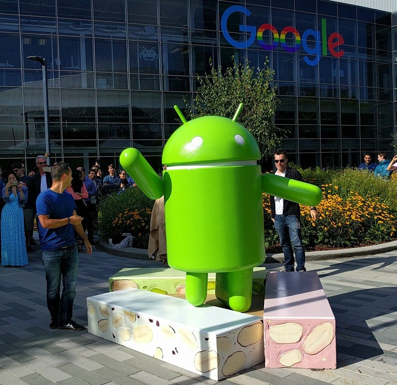 Google Android N is Officially Android Nougat