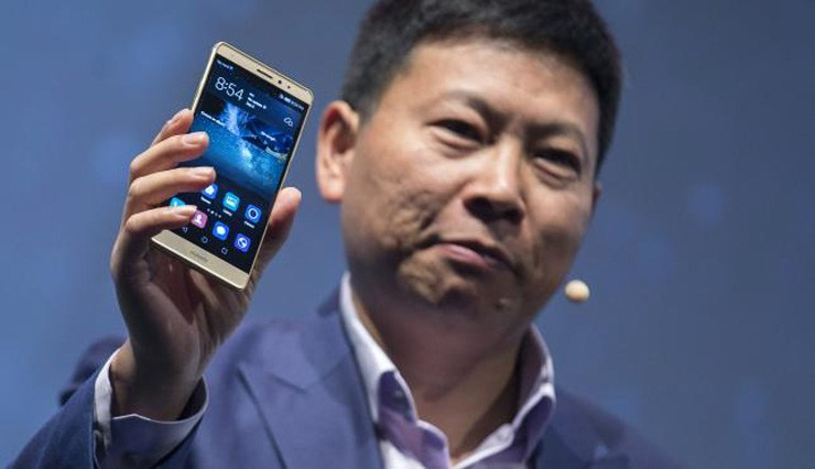 Huawei CEO: We'll Stick to Android as Long as it's Open