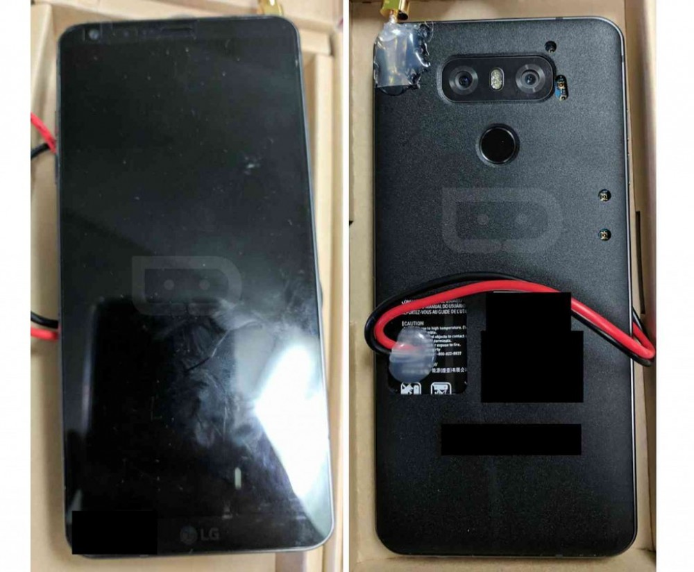 Latest LG G6 leak claims to show off prototype model