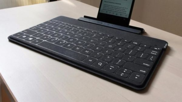 LOGITECH KEYS-TO-GO REVIEW: A SUPER-SLIM KEYBOARD THAT'LL CLICK WITH MOBILE TYPISTS
