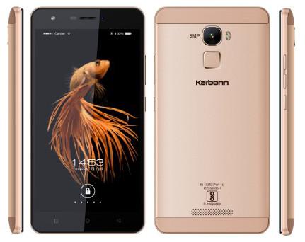 Karbonn Aura Note 4G, K9 Smart 4G, Titanium Vista 4G, K9 Viraat 4G Launched