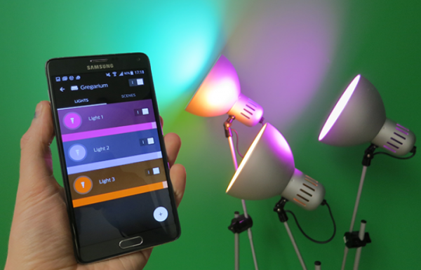 Philips Hue 2.0 app update adds new Rooms and Routines settings
