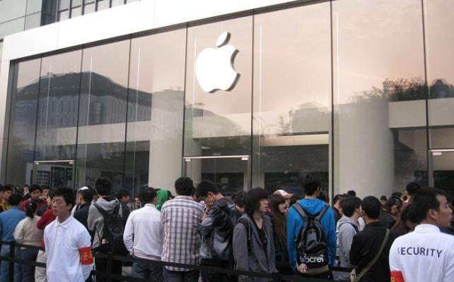 Apple iPad falls back marketplace share in China