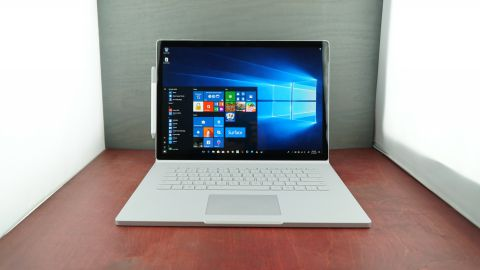 Microsoft Surface Book 2 (15-inch) review