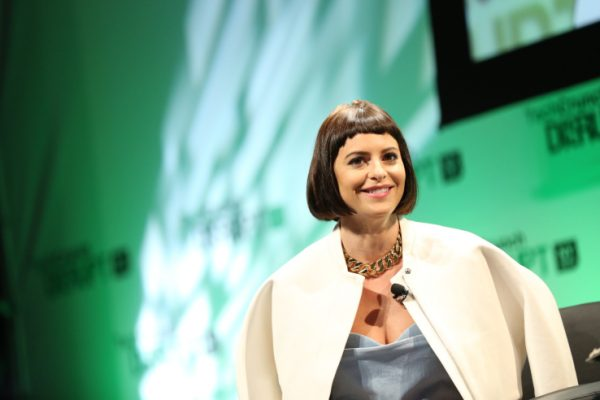 Nasty Gal founder Sophia Amoruso just raised venture funding for her new company