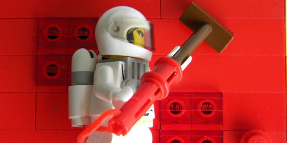 Lego Dimensions writer posts Red Dwarf tease