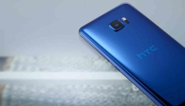 HTC U 11: Honestly, I kind of dig it