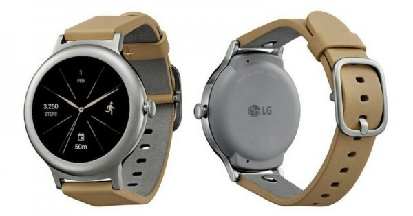 LG Watch Sport specs leak ahead of this week's unveiling
