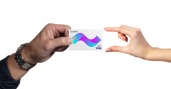 Current launches a Visa debit card for kids that parents control with an app