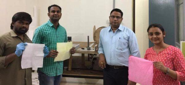 IIT Hyderabad team recycles polystyrene using orange peel extract