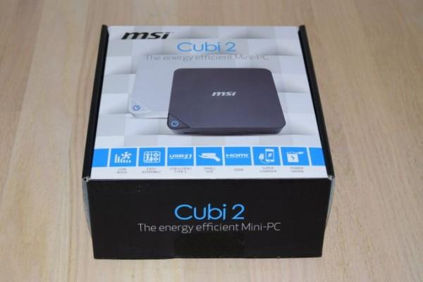 MSI Cubi 2 Kaby Lake UCFF PC Review