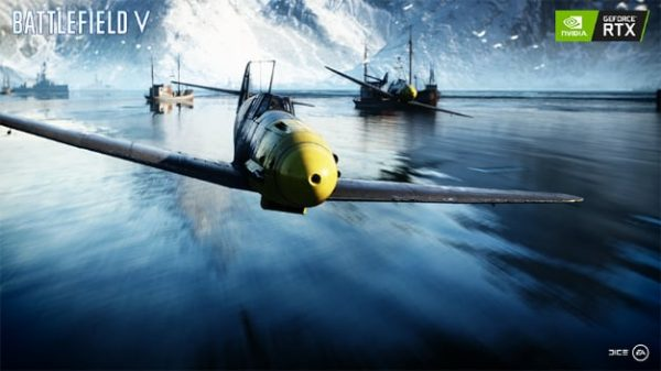 NVIDIA Deals Free Battlefield V For GeForce RTX Buyers To Showcase Ray Tracing Goodness