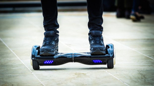 Avoid buying a hoverboard that might explode