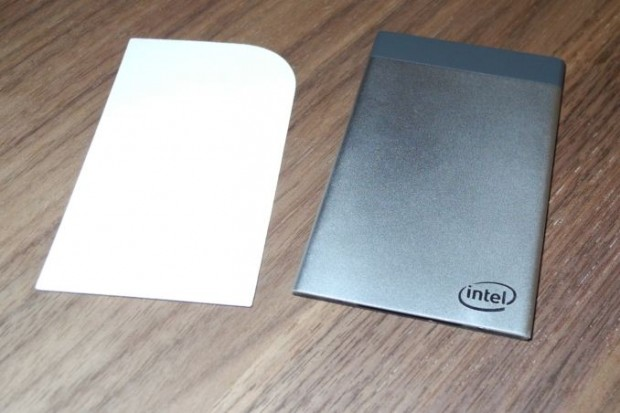 Intel Compute Card: A Universal Compute Form-Factor for Different Kinds of Devices