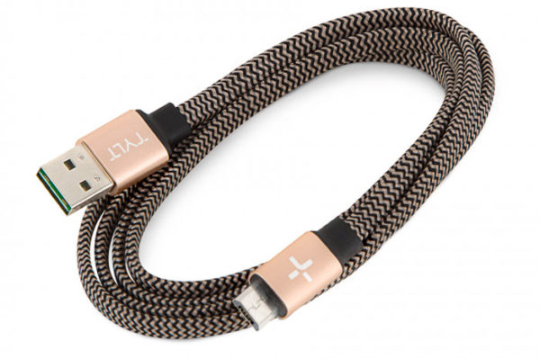 TYLT CORD NOIR LIGHTNING CABLE REVIEW: BEAUTIFUL, STURDY, AND UBER-CONVENIENT PREMIUM CABLE