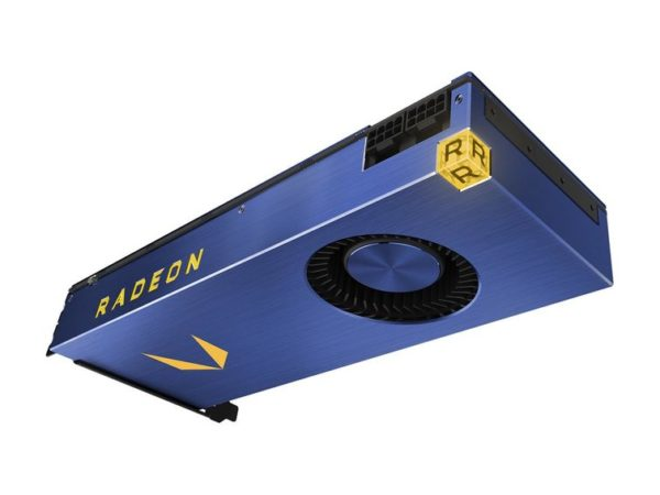AMD Vega Details Leak Ahead Of Official Launch