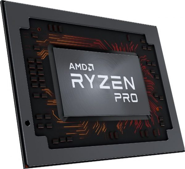 AMD Expands Ryzen Pro With Radeon Graphics Processor Family For Enterprise Desktop And Mobile Markets