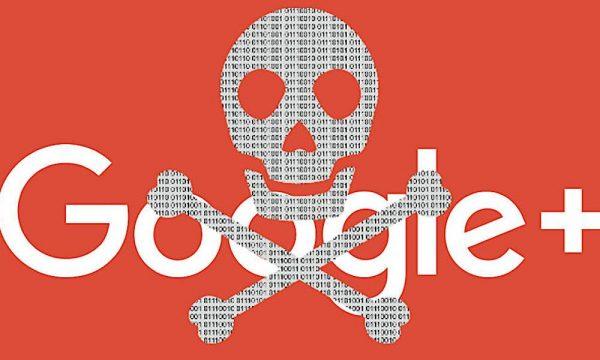 Google Says It's Killing the Tired Social Media Platform Google+