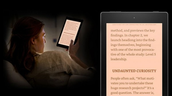 Amazon launches Fire HD 8 Reader's Edition with free Kindle Unlimited