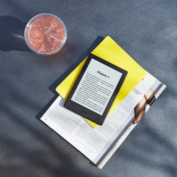 Amazon's New Kindle Is Lighter, Thinner And Still £59.99