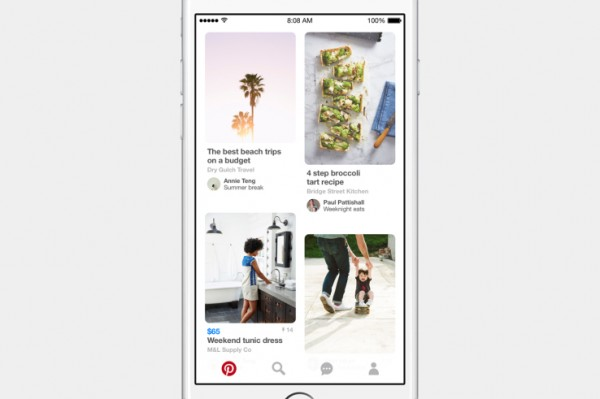Pinterest brings on a new head of engineering who specializes in image search