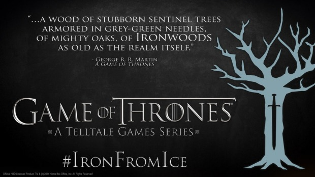 Telltale teases new Game of Thrones house