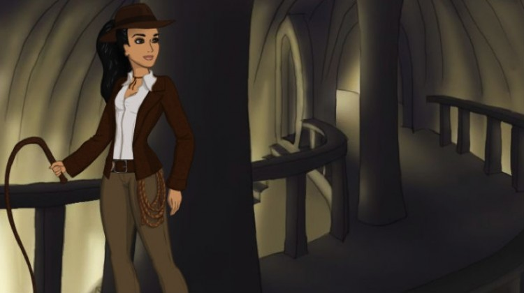 Indie Zoe: Raider of the Lost News (23 October 2014)