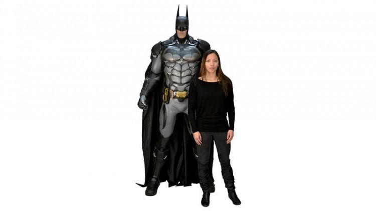 Life-size Arkham Knight Batman Could…