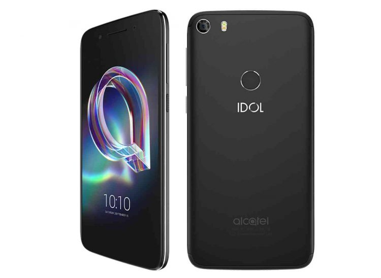 Alcatel intros a quartet of new Android phones