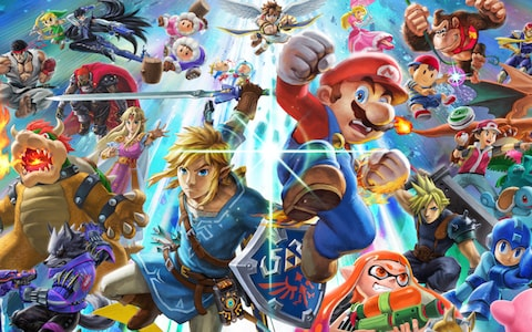 Super Smash Bros. Ultimate review | A riotous fighter and generous video game celebration