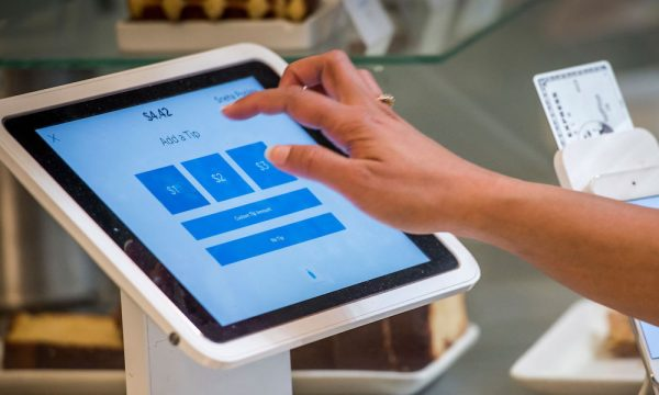 Asked to Leave a Tip on an iPad? Data Shows It'll Make You Spend More