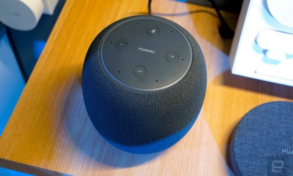 Does Huawei's New Smart Speaker Remind You of Anything?