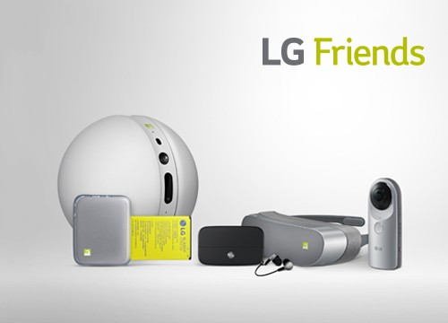 LG Friends developer site opens, marketplace to be added